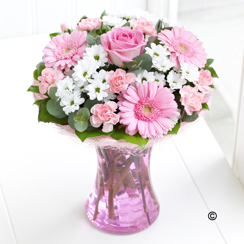 Pink Perfect Gift - Gallagher Flowers
