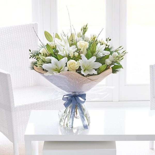 Scented Opulence Hand-tied